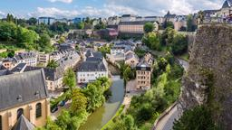 Luxembourg hoteller