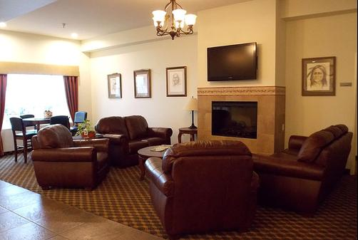 Brookside Inn & Suites - White City - Reception